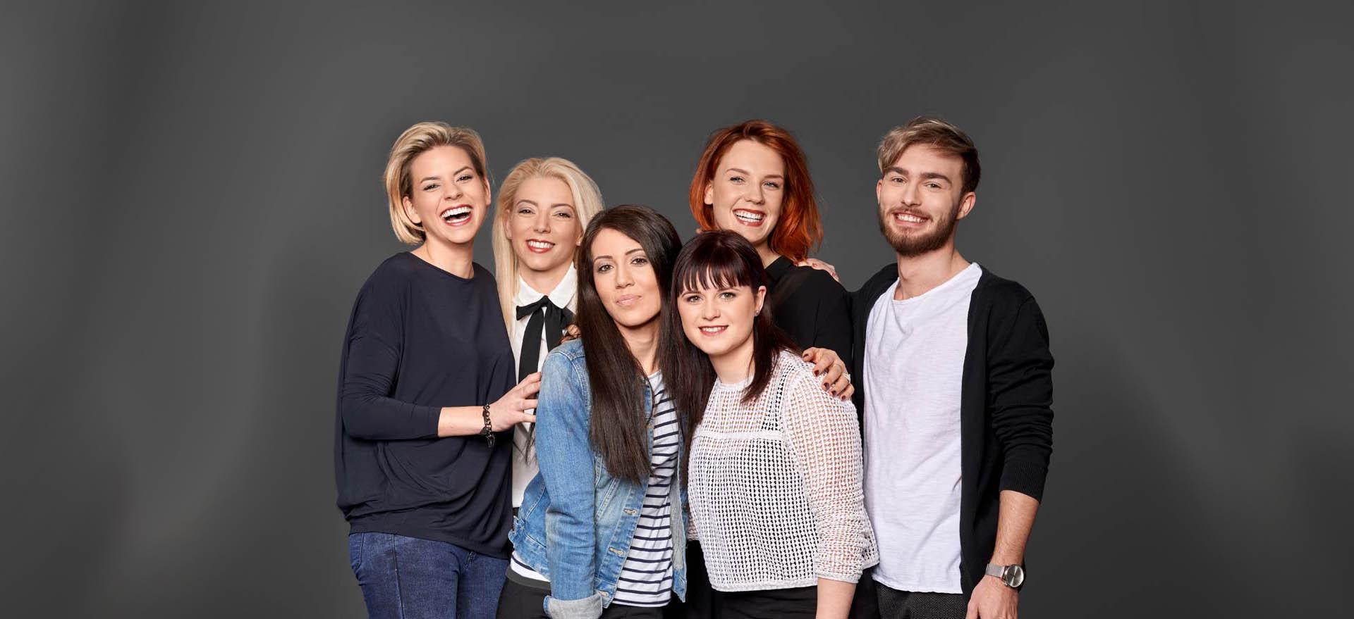 Friseur-Musterstadt-Team